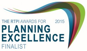 Small Planning Consultancy of the Year 2015 SF Planning Limited RTPI Planning Excellence