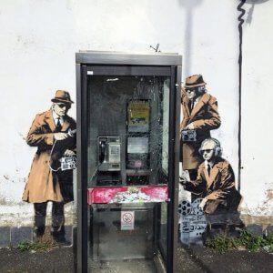 Banksy Cheltenham SF Planning Limited