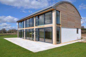 Dutch Barn conversion SF Planning Limited