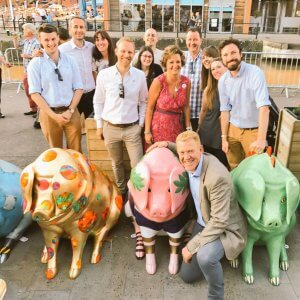 SF Planning Henson Pig Trail Marketing Gloucester