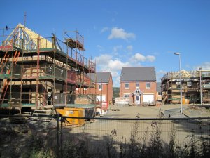 House Building JCS Tewkesbury Cheltenham Gloucester SF Planning