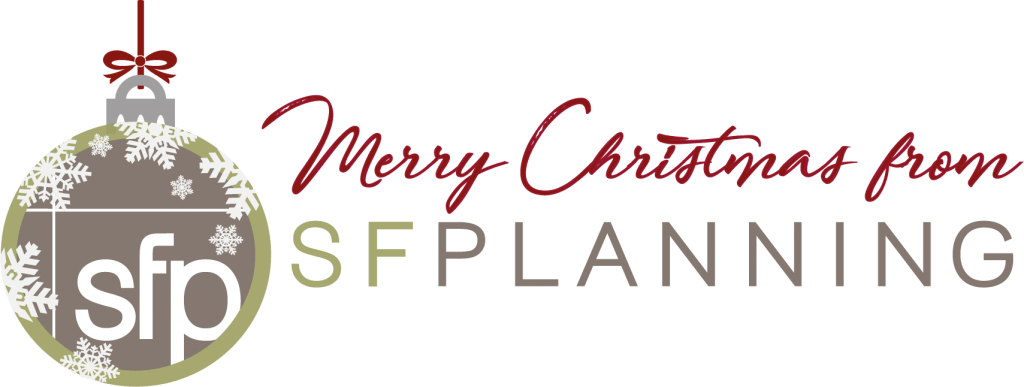 Happy Christmas from SF Planning
