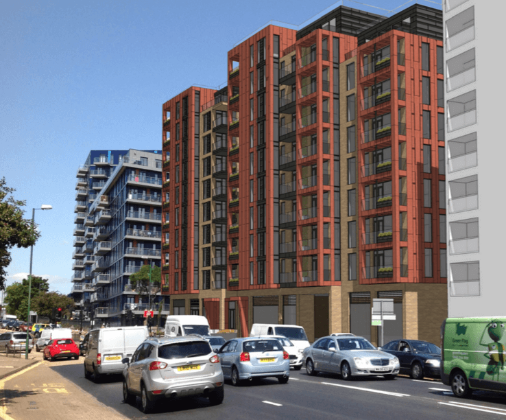 SF Planning Architecture Ealing Road