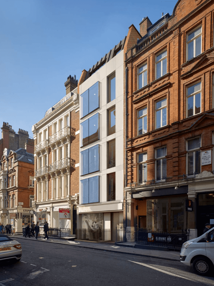 Maddox Street, Residential SF Planning Limited