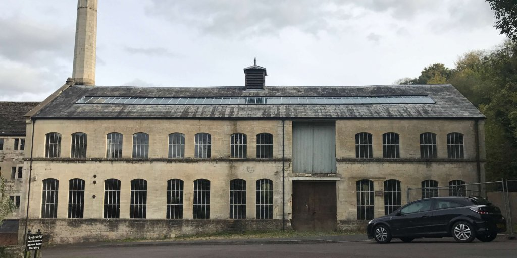 Longfords Mill SF Planning Limited Minchinhampton