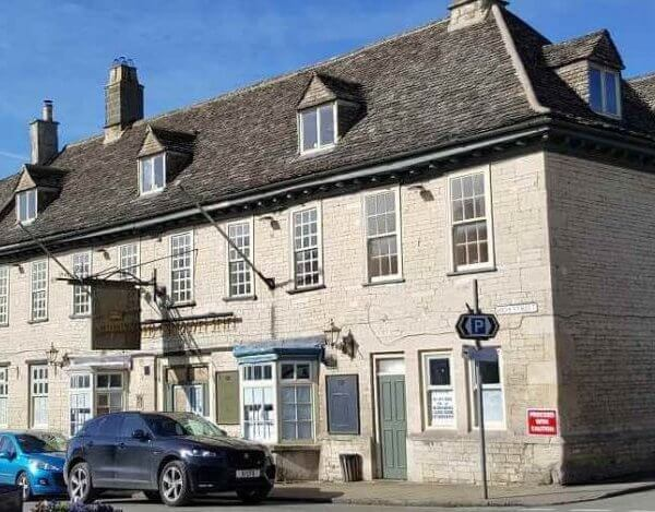 Minchinhampton Public House SF Planning Limited