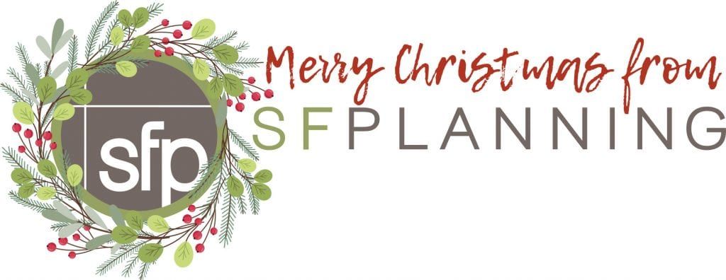 SF Planning Limited Happy Christmas office opening hours